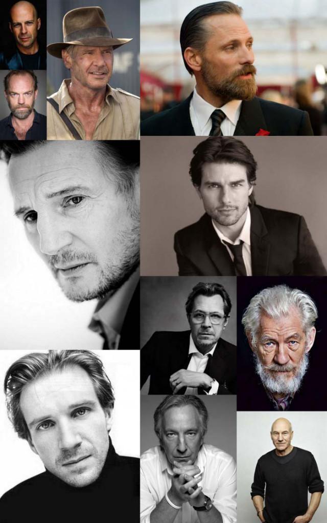 Great actors. No Oscars